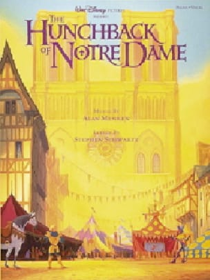 DISNEY - The Hunchback of Notre Dame - Sheet Music - di-arezzo.com