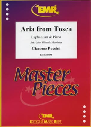 Giacomo Puccini - Aria from Tosca - Partition - di-arezzo.fr