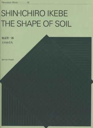 The shape of soil - Shin-ichiro Ikebe - Partition - laflutedepan.com
