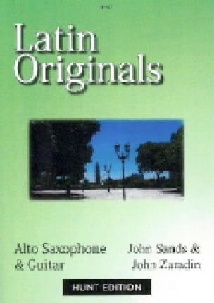 Sands John / Zaradin John - Latin originals - Partition - di-arezzo.fr