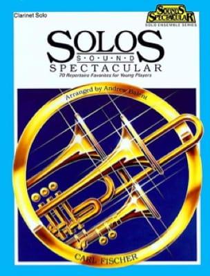 - Solos Sound Spectacular - Sheet Music - di-arezzo.com