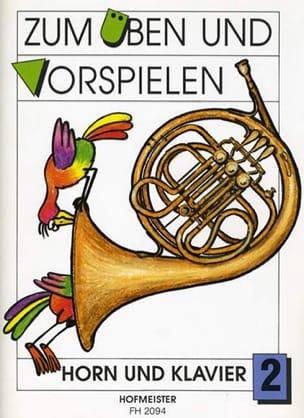 - Zum üben und vorspielen volume 2 - Sheet Music - di-arezzo.com
