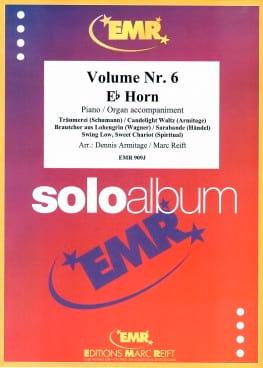 Solo album volume 6 - Partition - di-arezzo.fr
