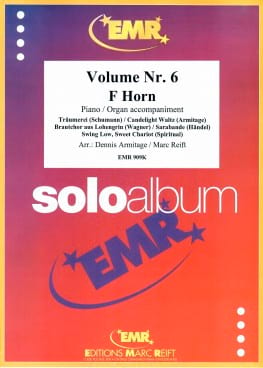 - Solo album volume 6 - Sheet Music - di-arezzo.com
