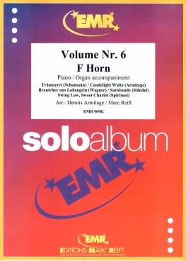 - Solo album volume 6 - Partition - di-arezzo.fr