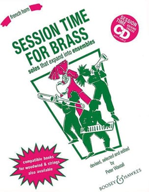 - Session Time For Brass - Sheet Music - di-arezzo.com