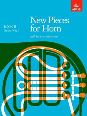 New pieces for horn volume 2 - Partition - Cor - laflutedepan.com