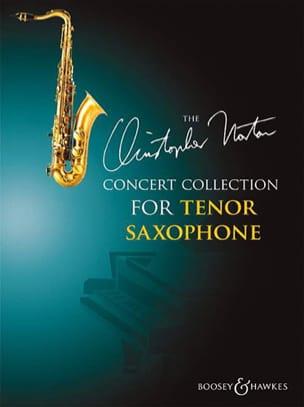 Concert collection for tenor saxophone christopher Norton laflutedepan