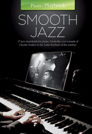 - Piano playbook - Smooth jazz - Partition - di-arezzo.fr