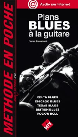 Music en poche N° 58 - Plans blues à la guitare - laflutedepan.com