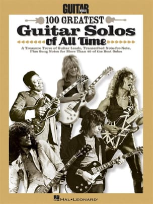 100 Greatest guitar solos of all time Partition laflutedepan