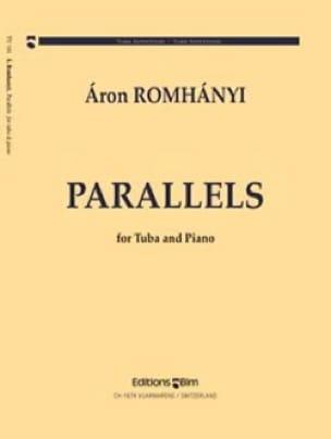 Aron Romhanyi - Parallels - Partition - di-arezzo.fr