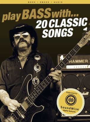 Play Bass With... 20 classic songs Partition Guitare - laflutedepan