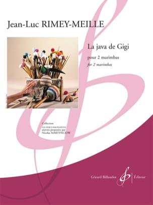 La java de Gigi Jean-Luc Rimey-Meille Partition laflutedepan