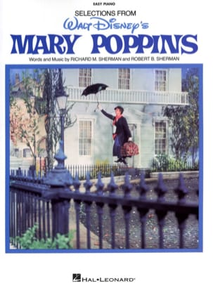 Richard M. & Robert B. Sherman - Mary Poppins - Selections from - Partition - di-arezzo.fr