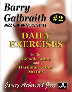 METHODE AEBERSOLD - Daily exercises - Sheet Music - di-arezzo.com
