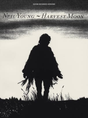 Harvest moon Neil Young Partition Pop / Rock - laflutedepan