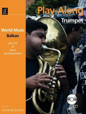 Traditionnel - World music Balkan play-along trumpet - Partition - di-arezzo.fr