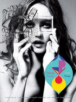 Vanessa Paradis - Love songs - Sheet Music - di-arezzo.com
