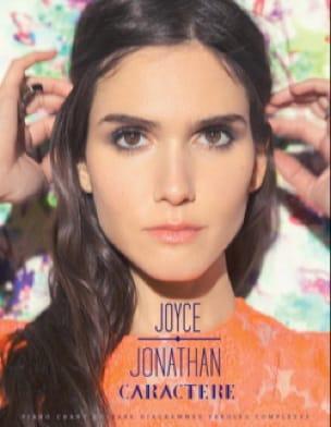 Joyce Jonathan - carácter - Partitura - di-arezzo.es