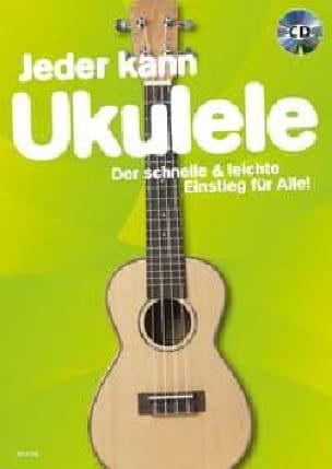 - Jeder Kann Ukulele - Partition - di-arezzo.fr