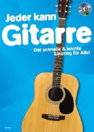 - Jeder Kann Gitarre - Partition - di-arezzo.fr