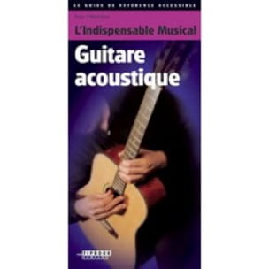Hugo Pinksterboer - Indispensable musical - Guitare acoustique - Livre - di-arezzo.fr