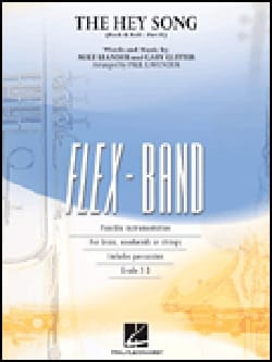 - The Rock - Roll - Part II - FlexBand - Sheet Music - di-arezzo.com