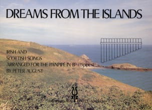 Dreams from the islands Peter August Partition laflutedepan