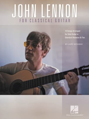 John Lennon - John Lennon for classical guitar - Partition - di-arezzo.fr