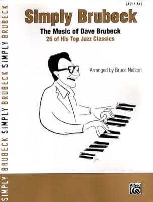 Dave Brubeck - Simply Brubeck - Partitura - di-arezzo.it