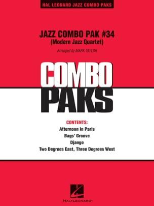 Jazz Combo Pak # 34 Modern Jazz Quartet) - laflutedepan.com
