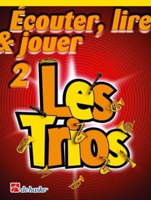 Ecouter Lire et Jouer - Les trios Volume 2 - 3 Saxophones - laflutedepan.com