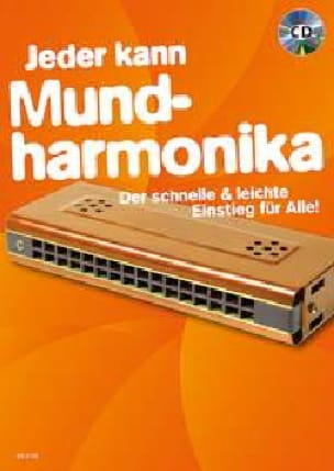 - Jeder Kann Mund-armonica - Partitura - di-arezzo.it