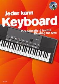 - Jeder Kann keyboard - Sheet Music - di-arezzo.co.uk
