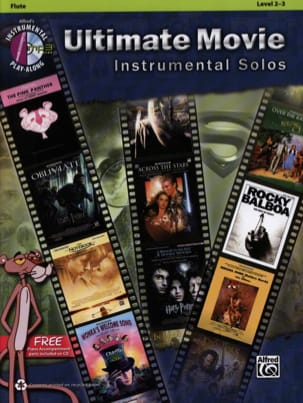 - Ultimate movie - Instrumental solos - Partition - di-arezzo.fr