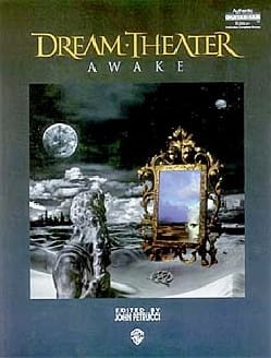 Dream Theater - Awake - Partition - di-arezzo.fr