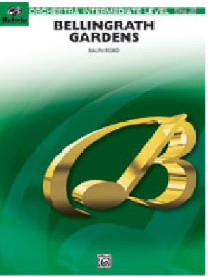 Ralph Ford - Bellingrath gardens - Sheet Music - di-arezzo.com
