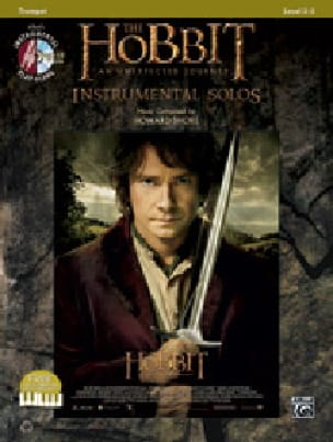 Howard Shore - Le Hobbit: Un voyage inattendu - Instrumental solos mp3 - Partition - di-arezzo.fr