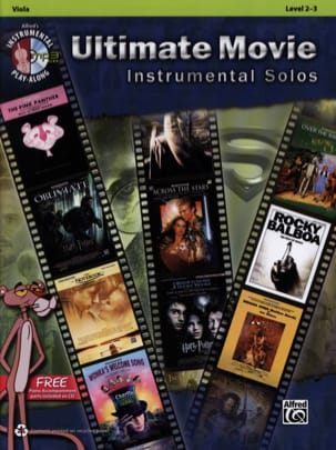 Ultimate movie - Instrumental solos - Partition - di-arezzo.com