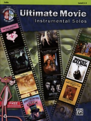 Ultimate movie - Instrumental solos - Sheet Music - di-arezzo.com