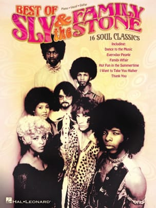 Sly and the Family Stone - Best of Sly & The Family Stone: 16 Soul classics - Partition - di-arezzo.fr