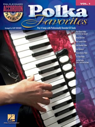 - Accordion play-along volume 1 - Polka favorites - Sheet Music - di-arezzo.co.uk