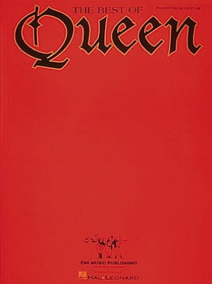 Queen - Best Of Queen - Sheet Music - di-arezzo.com