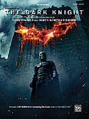 - The Dark Knight - Musique du Film - Partition - di-arezzo.fr