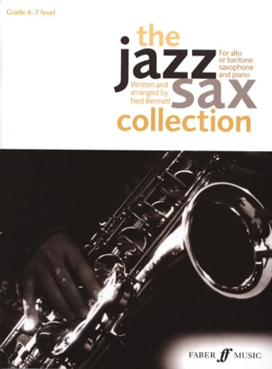 Ned Bennett - The jazz sax collection - Sheet Music - di-arezzo.co.uk
