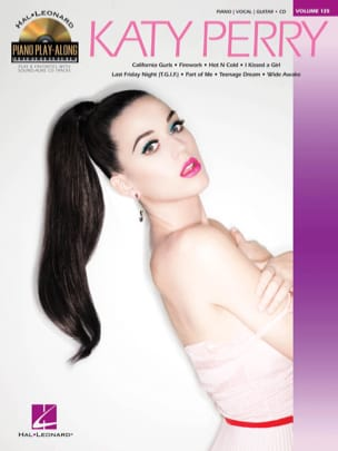 Piano play-along volume 125 - Katy Perry Katy Perry laflutedepan