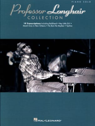 Longhair (Henry Roeland Byrd) Professor - Professor Longhair collection - Partition - di-arezzo.fr