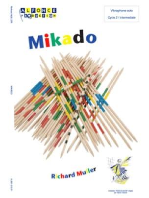 Mikado Richard Muller Partition Vibraphone - laflutedepan