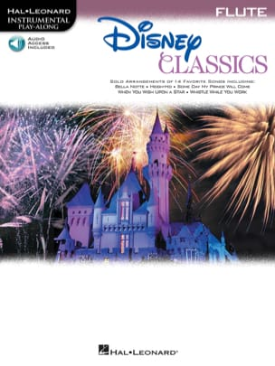 DISNEY - Disney Classics - Instrumental play-along - Sheet Music - di-arezzo.com